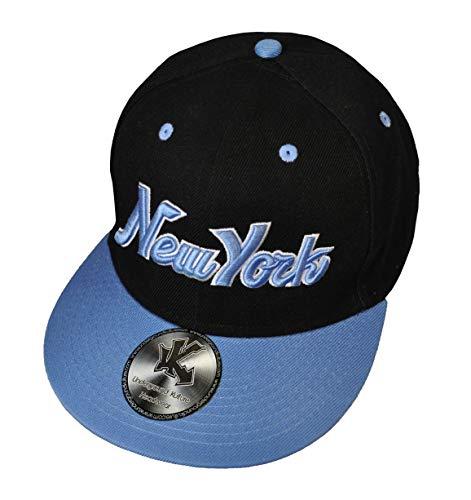 Snapbacks - Casquette de Baseball - Homme Bleu/noir