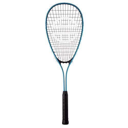 UNSQUASHABLE Strike Ti - Raqueta de squash, color azul