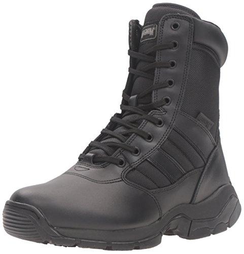Magnum Panther - Chaussures de Combat avec Fermeture zippée - Homme (43 EUR) (Noir)