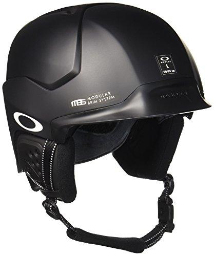 Oakley Mod5 Snow Helmet, Matte Black, Medium