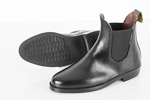 United Sportproducts Germany USG Heren Usg Pro Ride enkellaarsjes, 43, zwart, 12100001-443 Chelsea Boots, 43, zwart