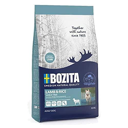 Bozita Lamb & Rice Weizenfrei | 3,5kg Hundefutter Trocken