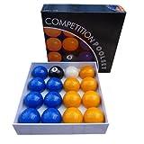BCE Bolas de Billar, A111 C, Multicolor