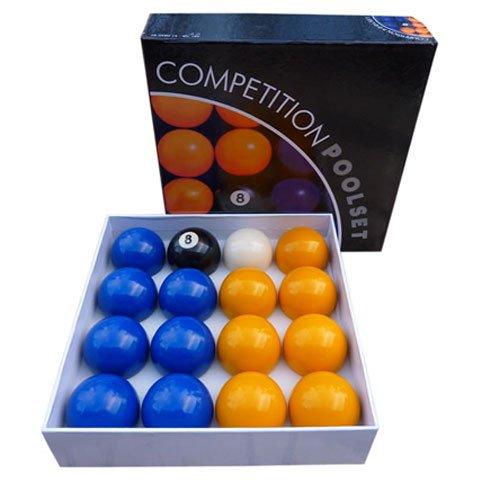 BCE Bolas de Billar, A111C, Multicolor