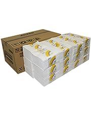 【ケース販売】 クレシア キムタオル ホワイト 4つ折り 50枚/束 ×24束入 61012