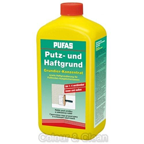 Pufas Putz- und Haftgrund 1 L Grundier-Konzentrat Haft-Grundierung Putzgrund