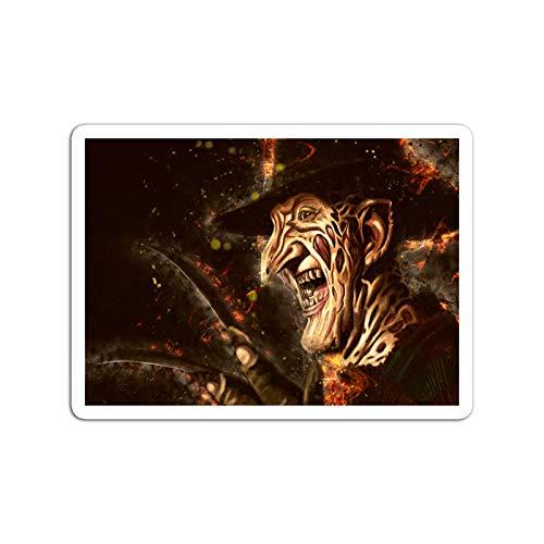 KoutYukshop Sticker Motion Picture Freddy Movies Video Film (3