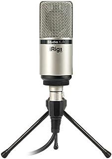 IK Multimedia IP-IRIG-MICSTDXLR-in Microphone