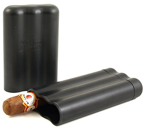 Other Quality Humidors Perfecto 3-cigar Case