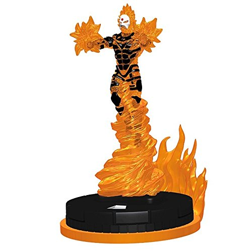 Heroclix Uncanny X-Men #065 Sunfire Figure Complete with Card (Chase)