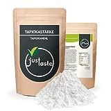 2 x 500 g Tapiokastärke | Mehl | Tapioka | Maniokwurzel | glutenfrei | vegan