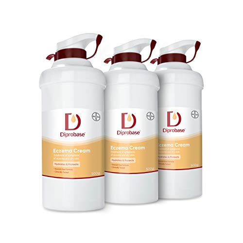 Diprobase Eczema Cream 1500g for Treatment of Eczema Symptoms and Dry Skin