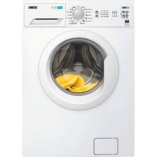 Zanussi ZWF8220WWE Independiente Carga frontal 8kg 1200RPM A+++ Blanco - Lavadora (Independiente, Ca