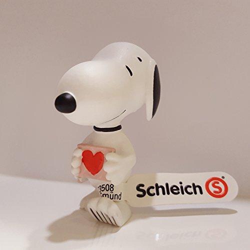 Schleich 22067 Snoopy mit Herz