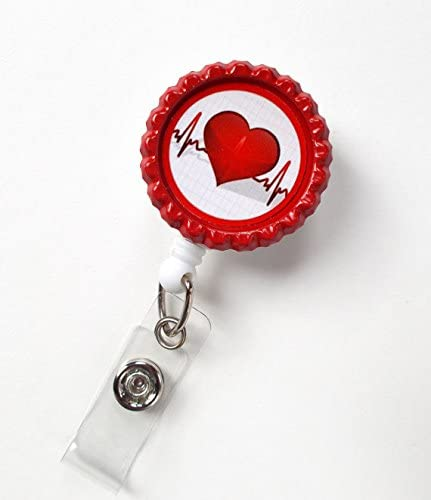 Nursing Badge Reel
