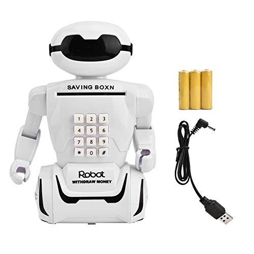 Robot Tirelire pour les enfants