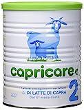 Capricare 2 Latte Formulato a Base di Latta di Capra - 400 g