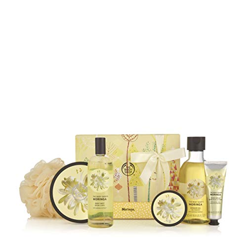 The Body Shop Moringa Premium Collection Gift Set