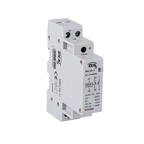 Contactor Telerruptor Kanlux, 230V, 2contactos Kmc-20-20
