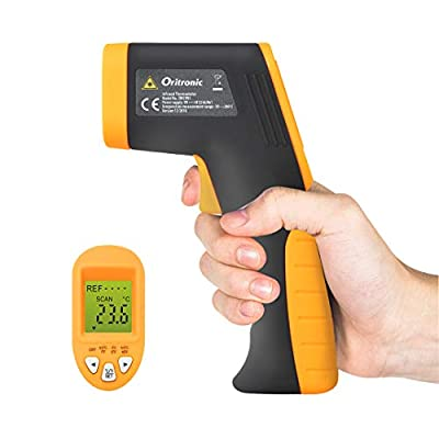 Infrared Digital Instant Read Temperature Gun …