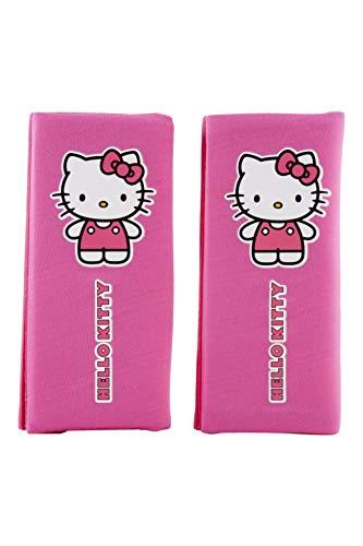 Hello Kitty KIT1039 Mini Almohadilla, 2 Unidades