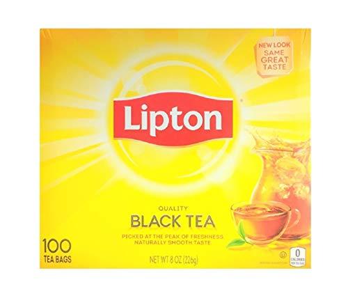 Lipton Black Tea Bags,...