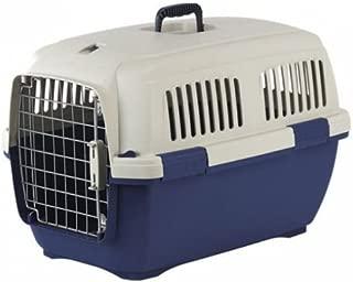 Cayman Clipper 3 Pet Carrier, Blue/Beige