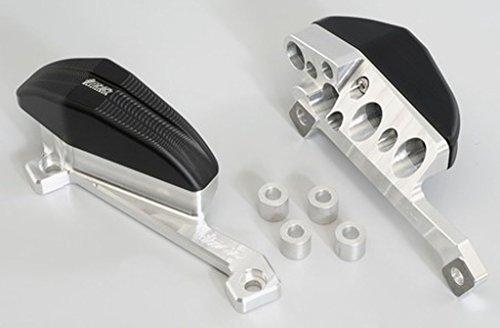 GSG-Moto Sturzpads Aprilia Tuono 1000 V4 / APRC / V4 1100 Factory - nur 2011 bis 2014