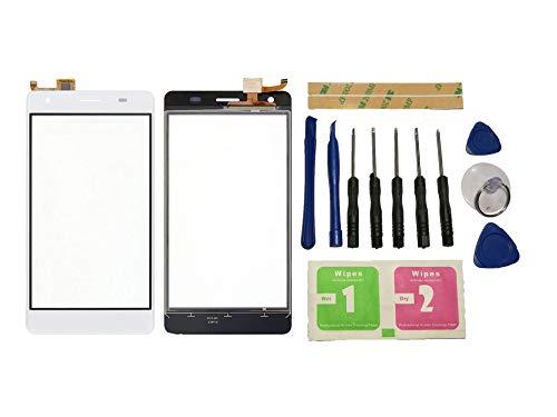 Flügel para Oukitel C5 Pro Pantalla de Cristal Táctil Touchscreen Glass Display...