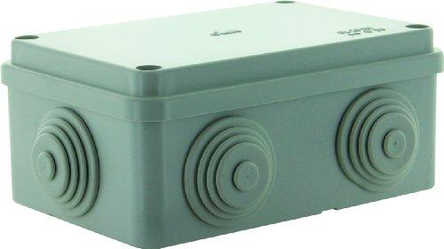 Voltman dio013092Wasserdicht Box 120x 80x 50mm IP55