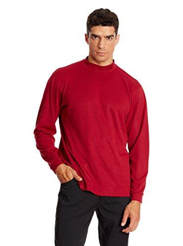Mizuno Camiseta Técnica Yomo Mock Rojo S