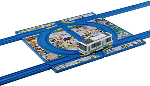 Pla rail map Toden Arakawa Line 8500 form (japan import)
