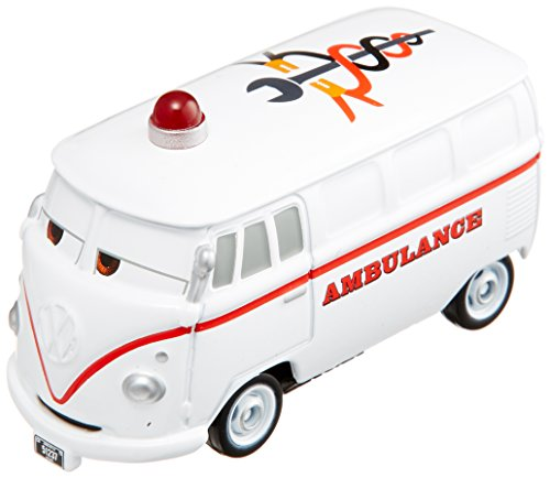 Tomica Cars - Rescue Go Go Fillmore (Ambulance Type)