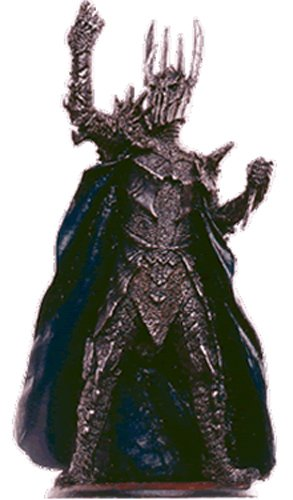 Lord of the Rings Figurine Collection Nº 109 Sauron