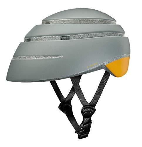 Closca Helmet Loop (grau/senf, M)