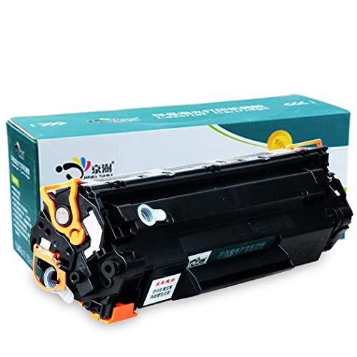 Adecuado para HPCC388A Cartucho de tóner compatible negro HP LaserJETP1007 / 1008/1108/1106 / M1136 / M1213NF / M1216NFH / M1218NFS / M1219NF Impresora de cartucho d