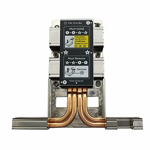 BestParts High Performance Heatsink Air Cooler Compatible with HPE ProLiant DL360 DL360p Gen10 G10 Server 873590-001 867651-001 872453-001