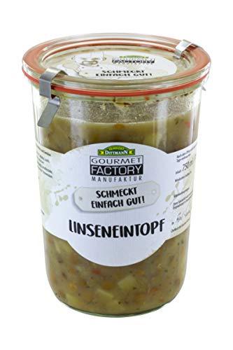 Gourmet Factory Linsensuppe, 700 g