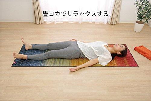 イケヒコ・コーポレーション『畳ヨガ』