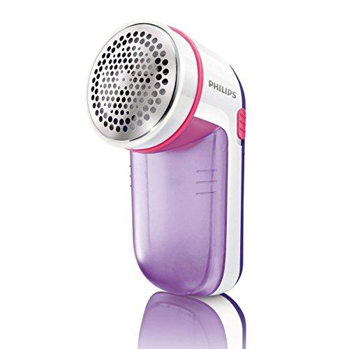 Philips GC026/30 Elektrischer Fusselrasierer flieder pink