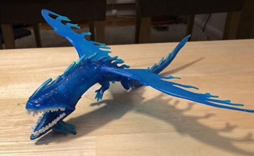 Dragons Die Wächter von Berk - Der Leuchtende Fluch mit Lichtprojektion!