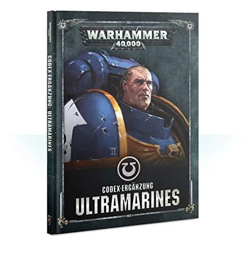 Unbekannt Warhammer 40.000 Codex-Ergänzung: Ultramarines