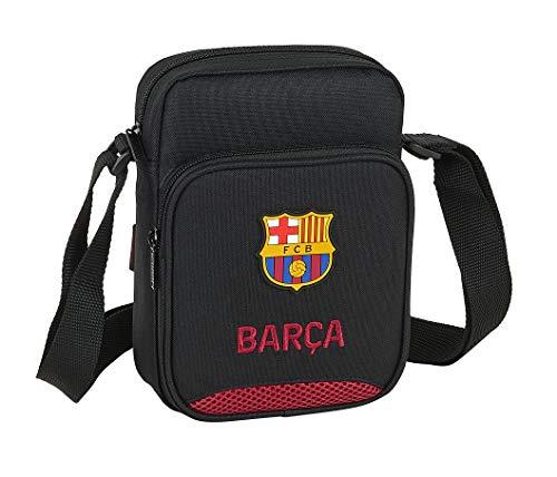 safta 612027672 Bandolera pequeña FC Barcelona