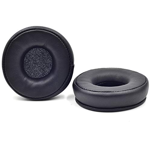 Move Ear Pads - Replacement 25h Ear Cushion Pillow Parts Cover Seals Foam Compatible with Jabra Move / 25h Wireless On-Ear Bluetooth Headphones