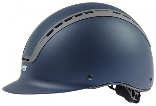 uvex Reithelme UVEX Reithelm SUXXEED ACTIVE VG1, blue mat, S (55-56cm)