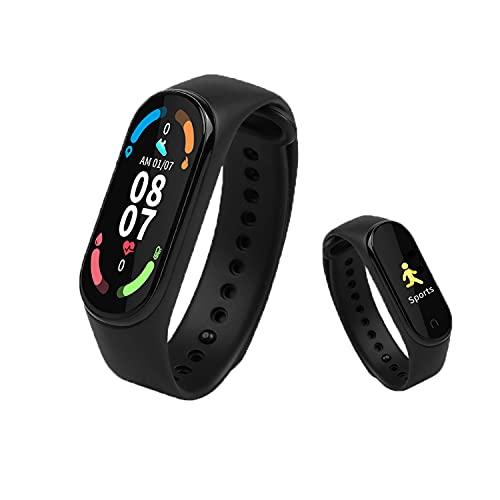 Smart Band M6,podómetro,Calorías,Pulsera Deportiva, Monitores de Actividad,rastreador de Actividad física,Monitor de Sueño