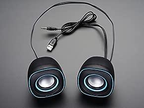 Adafruit USB Powered Speakers [ADA1363]