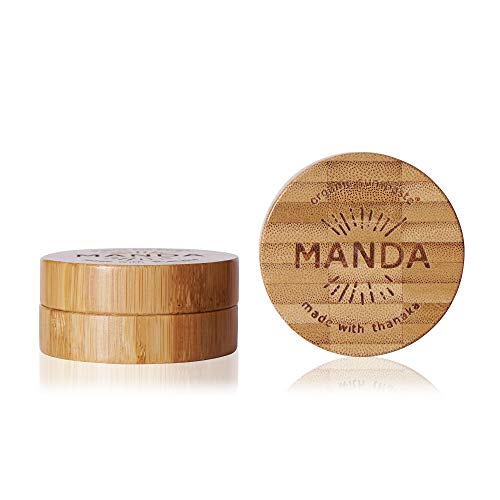 MANDA Organic Sun Paste