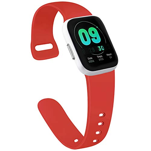 AK Cinturino Compatibile per Apple Watch 44mm 42mm 38mm 40mm, Cinturino per Uomo e Donna Cinturino Sport in Silicone per iWatch Serie 6 5 4 3 2 1 SE