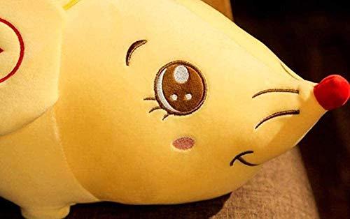 Een pluche Mini Rat jaar mascotte speelgoed pluche rode muis Rat in Tang pak zacht speelgoed Chinees Nieuwjaar partij decoratie cadeau 2020 Nieuwjaar 25cm